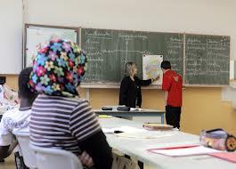 Muslimische Schüler